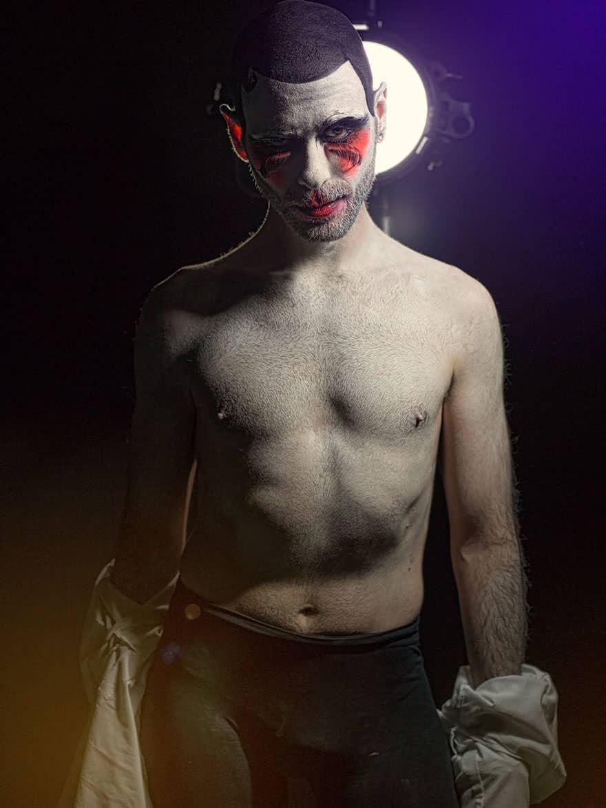 clown terrifiant 13