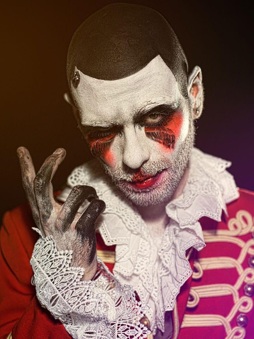 clown terrifiant 16