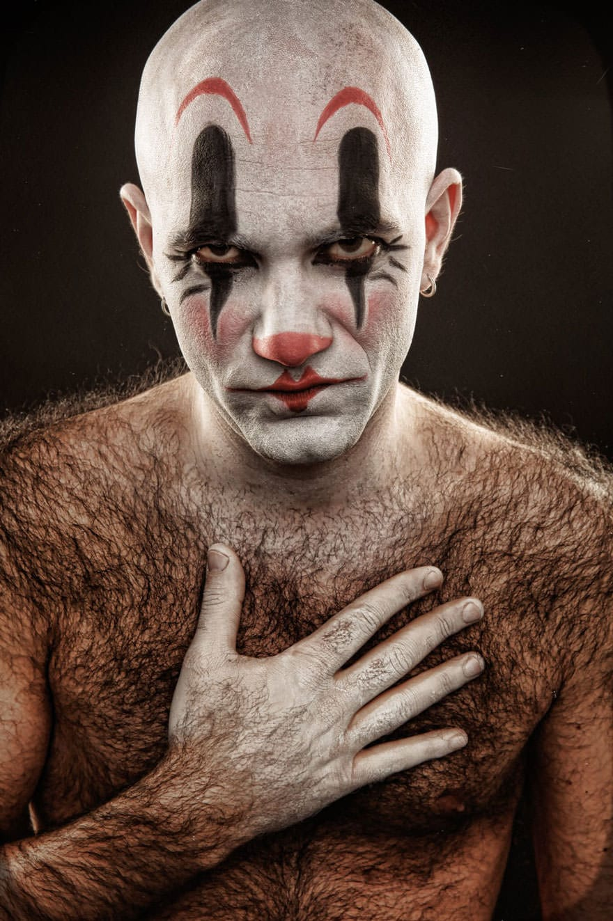 clown terrifiant 2