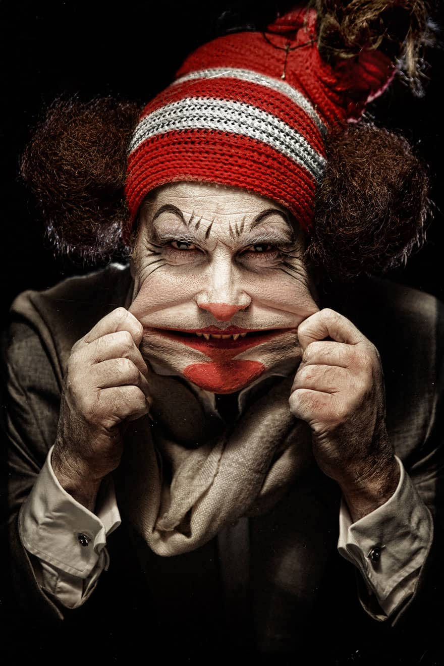 Clown terrifiant 5