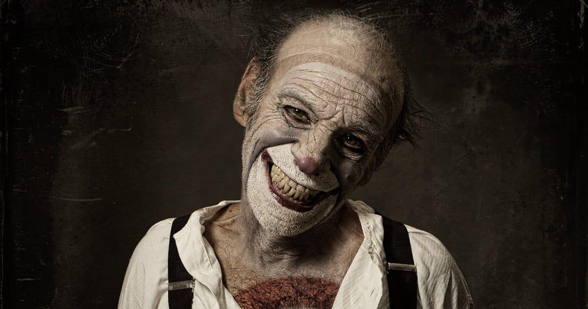 Clown terrifiant fb