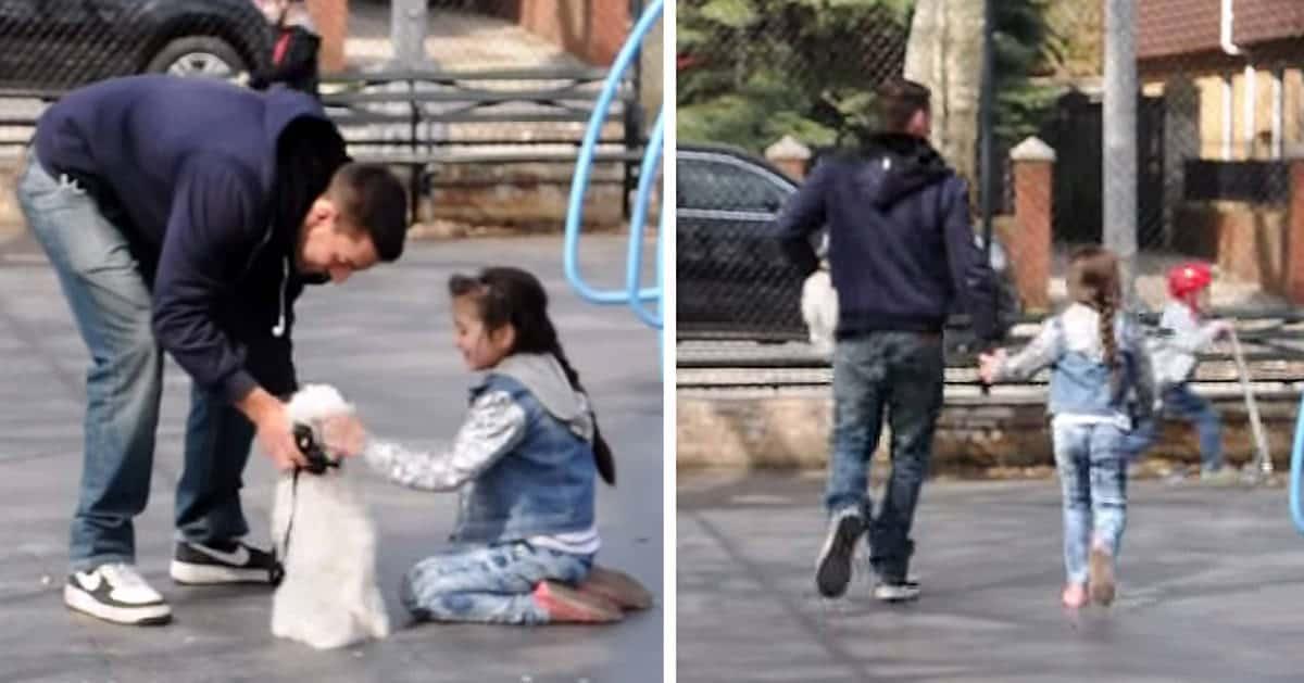 Il est facile pour un inconnu de kidnapper un enfant - VIDEO
