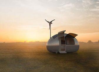 Maison eco capsule