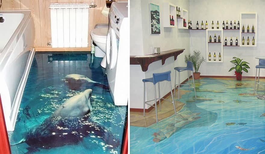 Salle de bains 3d 2