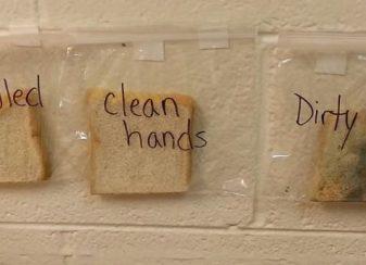 Se laver les mains 1