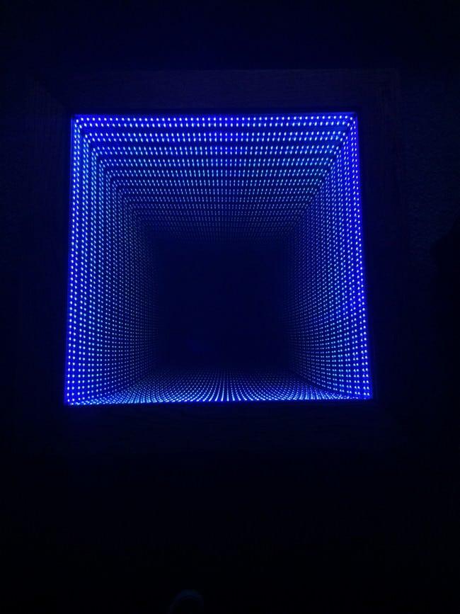 Table basse led 14