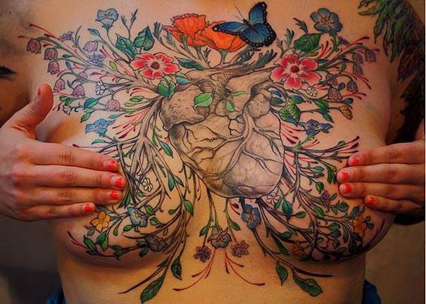 Tatouage mastectomie 2