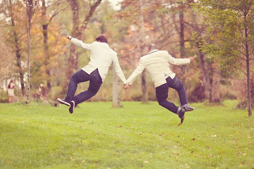 Mariage homosexuel 2