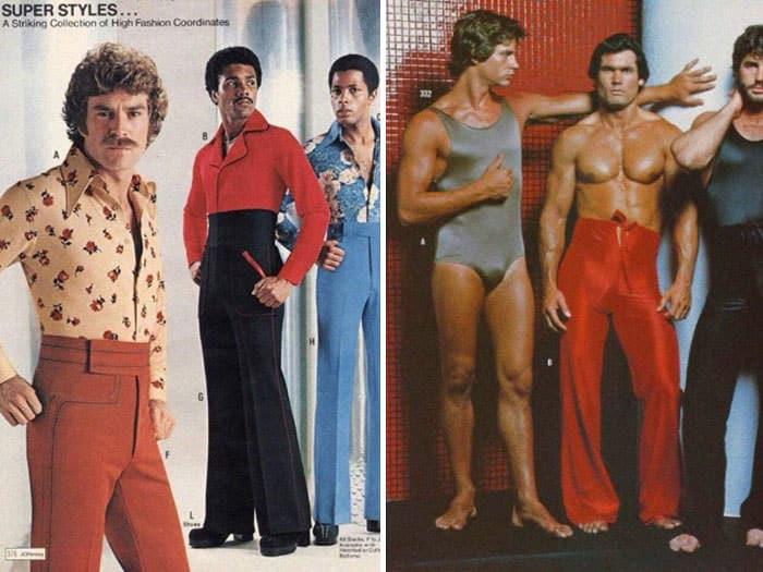 Ces publicit s de mode masculine des ann es 70 vont rester grav es dans votre esprit - Mode annee 70 femme ...