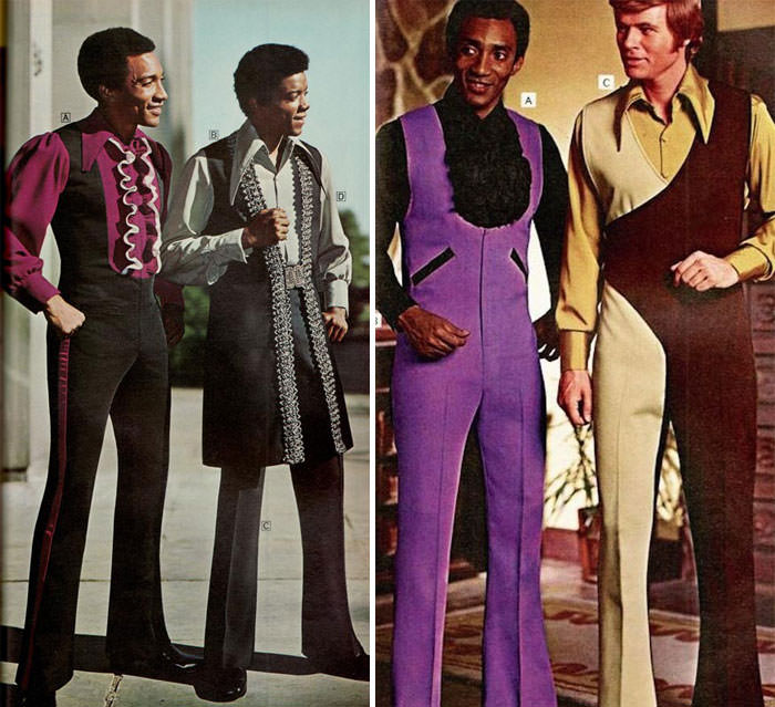 Mode homme 70s 6
