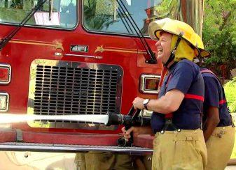 Pompier drole h
