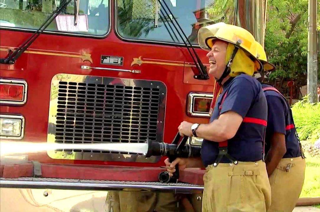 Pompier drole h1