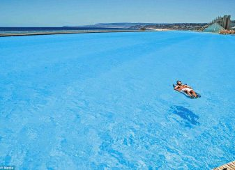 Plus grande piscine du monde