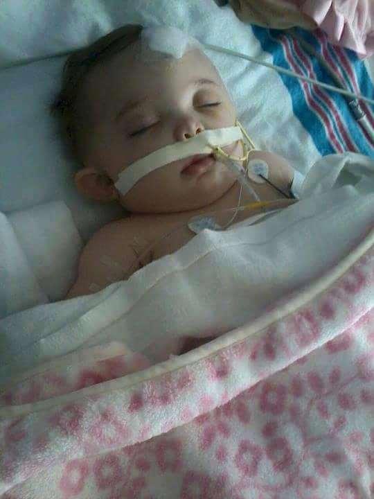 Facebook / Prayers for Cheyenne