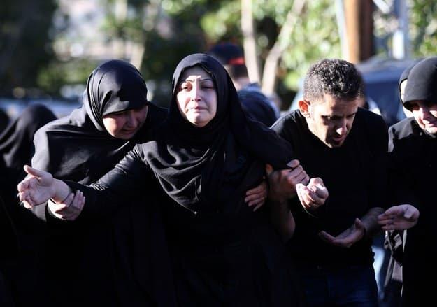Mahmoud Zayyat / AFP / Getty Images
