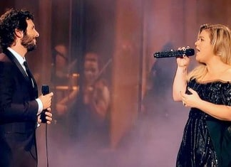 Josh groban and kelly clarkson