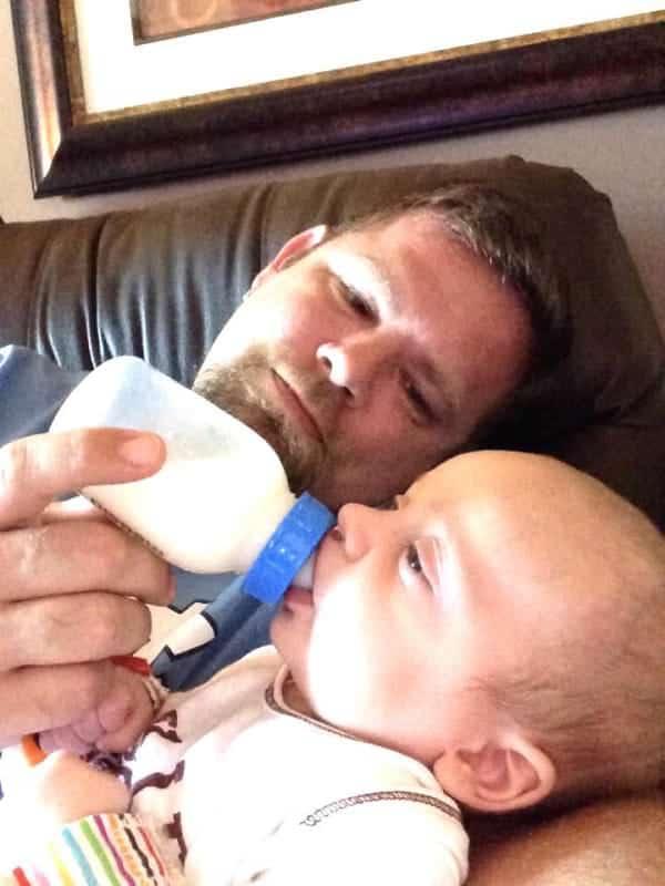 Facebook/Donnie's Daddy Daycare