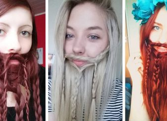 120815 women braided hair into beards featured