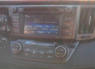 122915 car aircondition warning