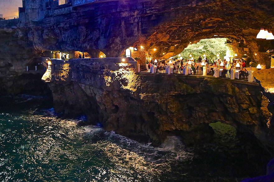 Restaurant Mer Adriatique Italie