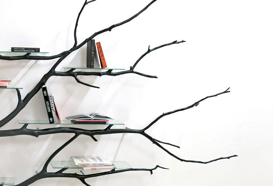 011316-Artist-Turns-Tree Branch-Into-Shelf-2