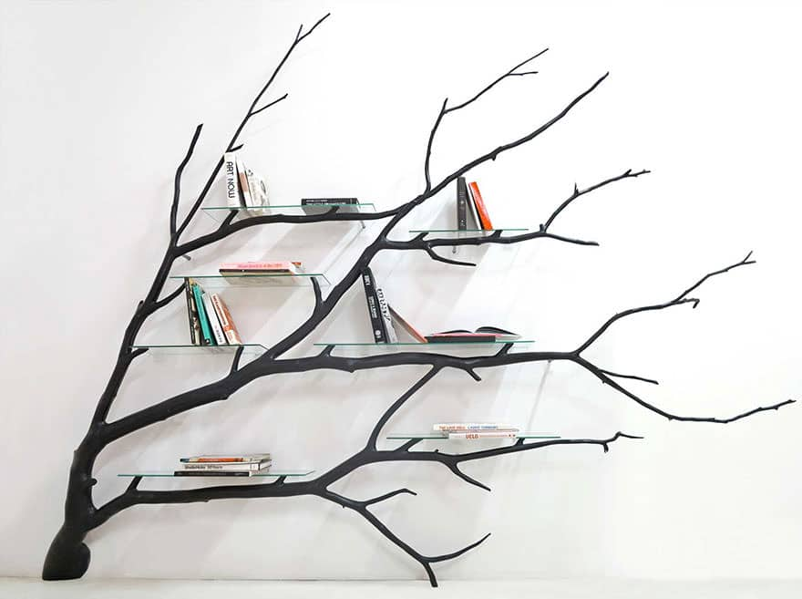 011316-Artist-Turns-Tree Branch-Into-Shelf-3