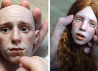 012216 russian artist creates realistic doll faces featured