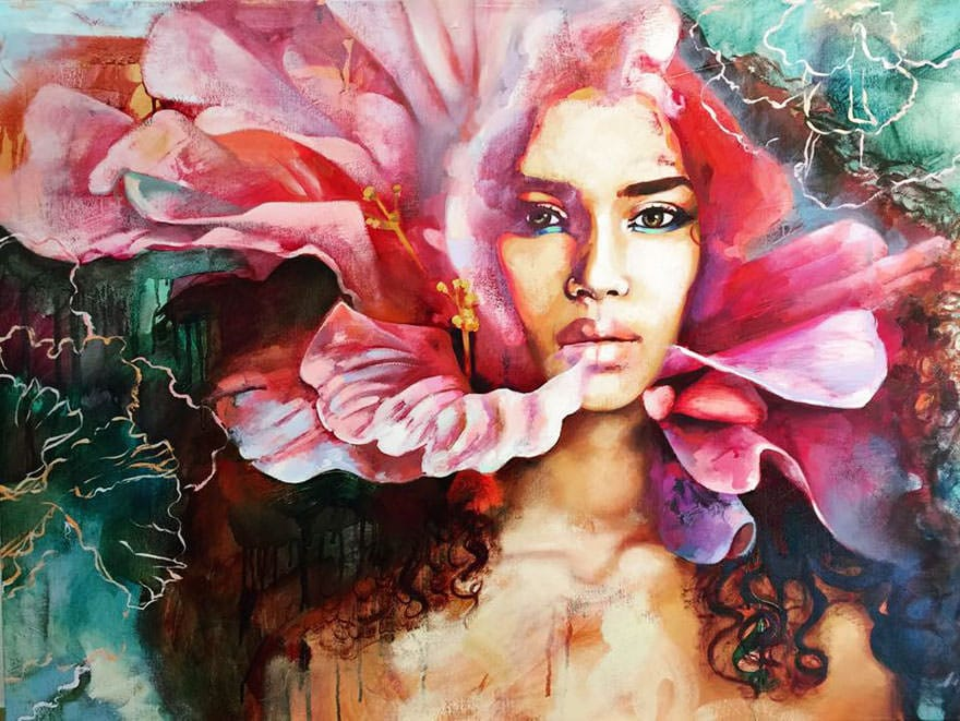 012716-16-Year-Old-Artist-Turns-Dreams-Into-Paintings-2