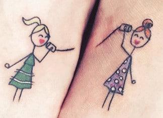 25 idées de tatouages de f