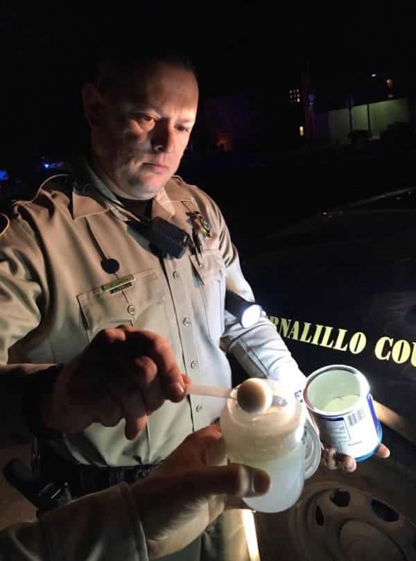 Bernalillo County Sheriff's Department