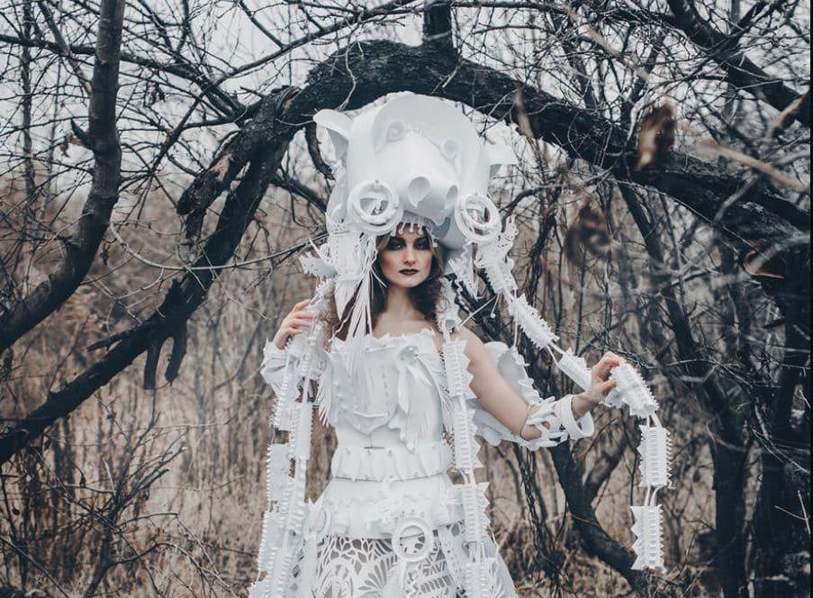 Une artiste russe cree des fv2