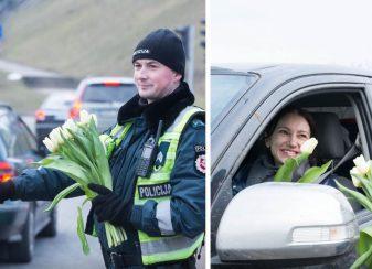 Ce que font les policiers f