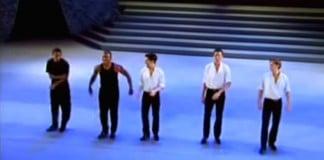 Ces 3 danseurs irlandais de f