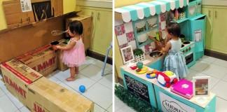 Comment créer une mini cuisine f