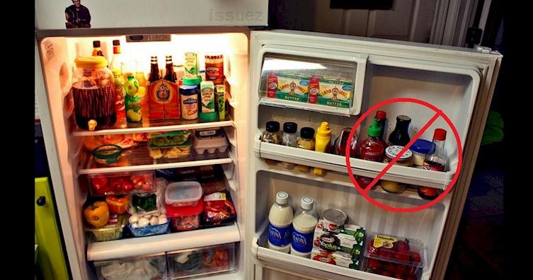 gardez vous ces aliments dans votre frigo si c 39 est le cas sortez les imm diatement. Black Bedroom Furniture Sets. Home Design Ideas