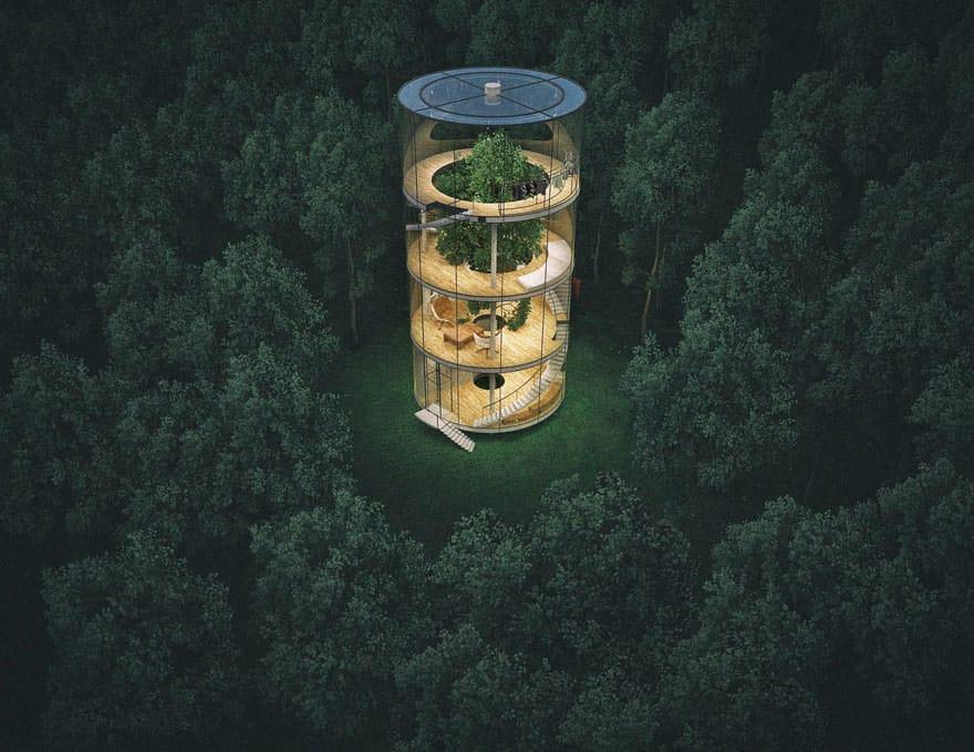 Une_maison_tubulaire_stupéfiante_construite-01