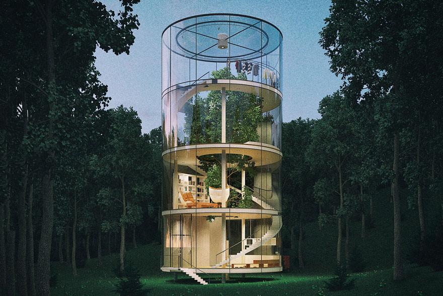 Une_maison_tubulaire_stupéfiante_construite-03