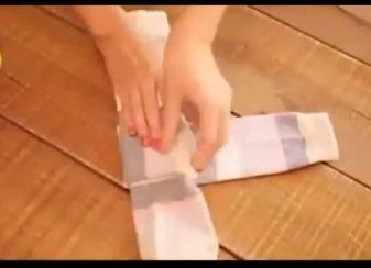 Comment bien plier ses chaussettes fv2