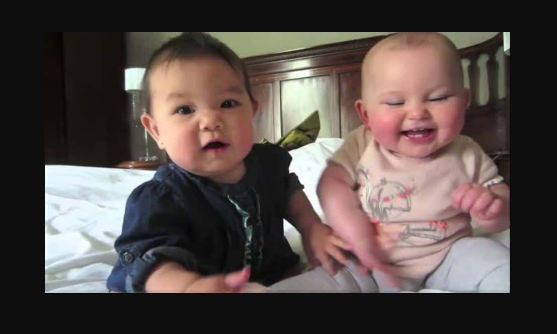 La conversation de bebe la plus mignonne fv2