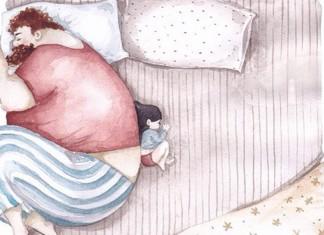 Ces illustrations touchantes soulignent lamour f