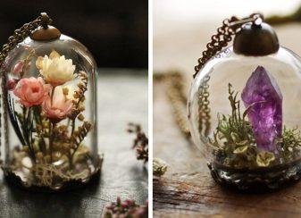 Les bijoux de terrarium de f