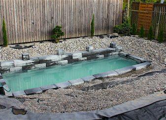Cela ressemble à une piscine f