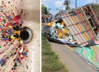 Lorsque l'art accidentel est meilleur f