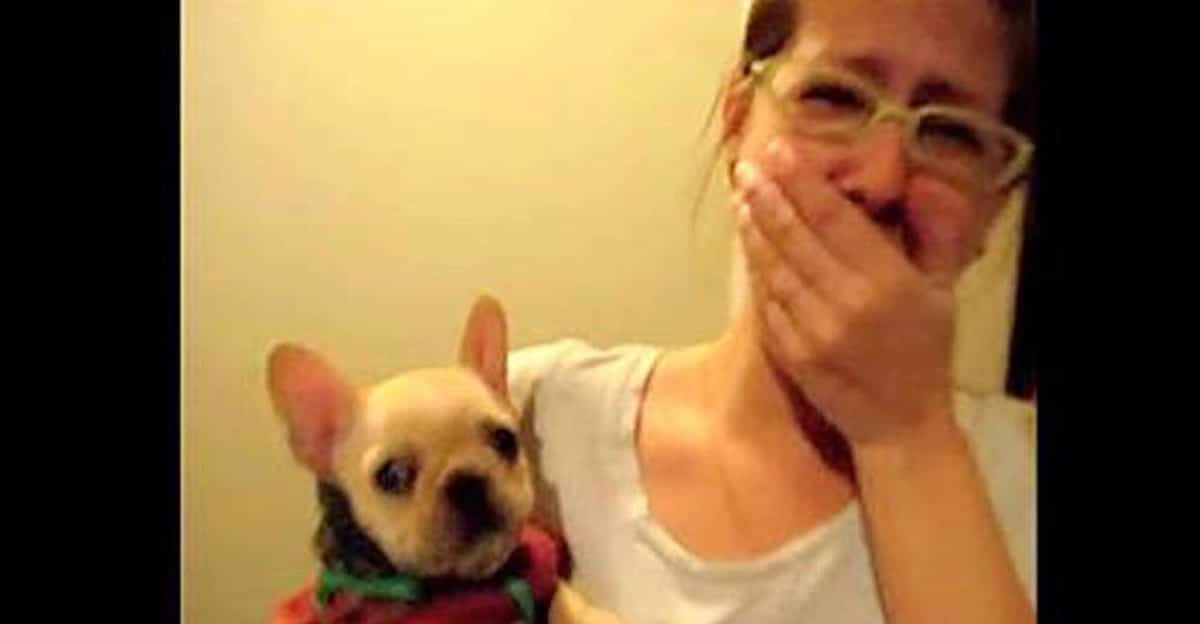 elle dit je taime a son chien fv2 1
