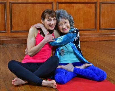 Cette étonnante professeure de yoga 03