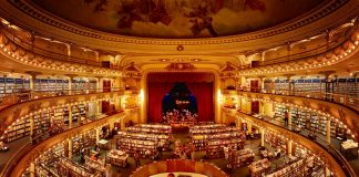 Un théâtre centenaire converti en f