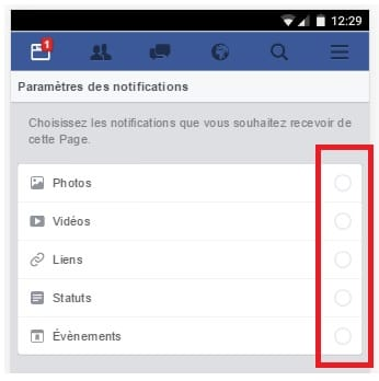 Facebook Notifications 07