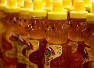Le faux miel est partout f