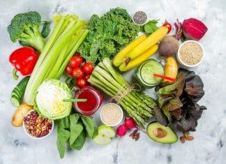 Les six aliments alcalins a consommer f