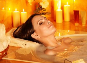 4 bienfaits des bains aux f